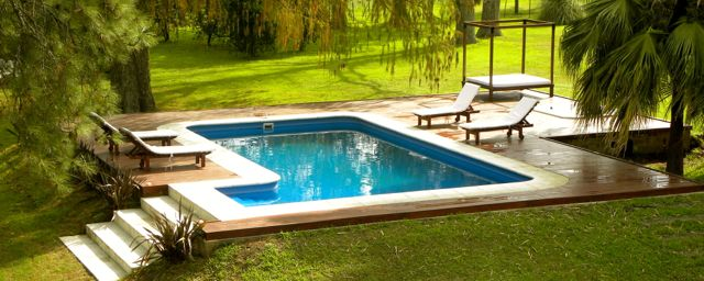 Pool at Estancia La Criolla